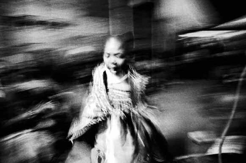Andrew Tshabangu, On sacred ground