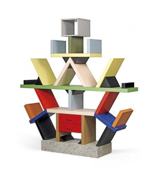 Carlton Bookshelf, 1981